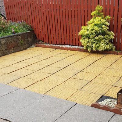 garden pressure washing Blue Wave Aberdeen Aberdeenshire