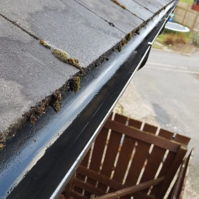 Gutter Cleaning in Aberdeen by Blue Wave External Cleaning