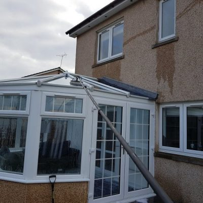 Blue Wave Aberdeen - professional conservatory cleaning