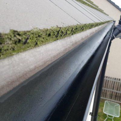 Blue Wave Aberdeen professional gutter cleaning after